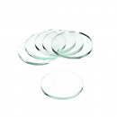 Clear Base Rund 25x3mm (10)