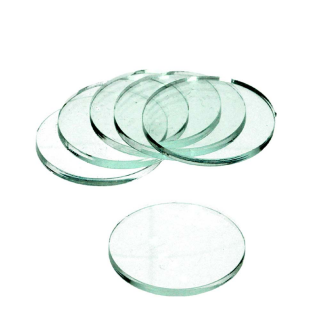Clear Base Rund 130x3mm (1)