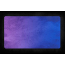 TCG Mat Purple Blue Splash