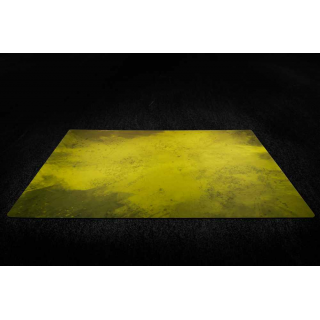 Splash Yellow 6x3 Gaming Mat 2.0