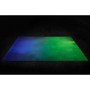 Splash Blue Green BG (160 x 85 cm) Gaming Mat 2.0