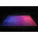 Splash Blue Purple BG (160 x 85 cm) Gaming Mat 2.0