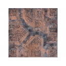 Desert Warzone City 44x30 Gaming Mat 2.0