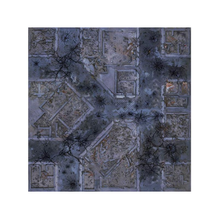 Warzone City 44x60 Gaming Mat 2.0