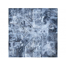 Winter Warzone City 44x60 Gaming Mat 2.0