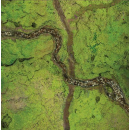 River Valley 44x60 Gaming Mat 2.0