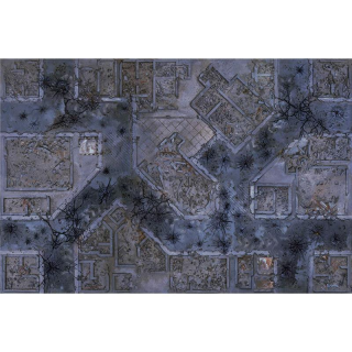 Warzone City 6x4 Gaming Mat 2.0