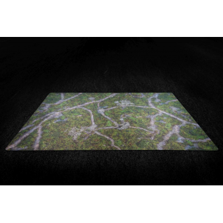Ancient Green 4x4 Gaming Mat 2.0