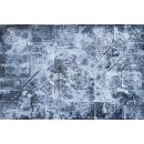 ** % SALE % ** Winter Warzone City 6x4 Gaming Mat