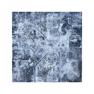 ** % SALE % ** Winter Warzone City 4x4 Gaming Mat