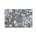 Winter Cobblestone City 6x4 Gaming Mat