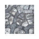 Winter Cobblestone City 4x4 Gaming Mat 2.0