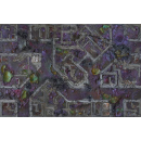 Corrupted Warzone City 6x4 Gaming Mat 2.0