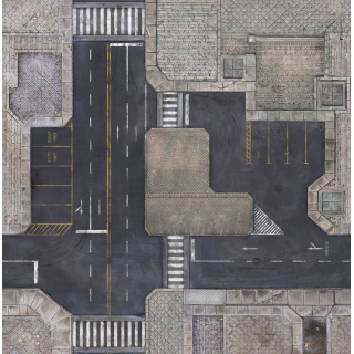 Urban Zone 4x4 Gaming Mat 2.0
