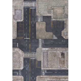 ** % SALE % ** Urban Zone 6x4 Gaming Mat