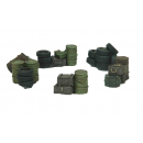 Scrap Supply Set without base