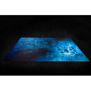 Deep Blue 3x3 Gaming Mat 2.0