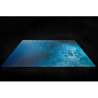 Ocean Surface 3x3 Gaming Mat 2.0