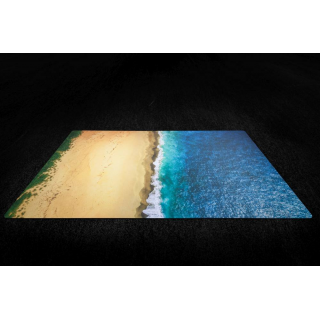 The Beach 6x3 Gaming Mat 2.0