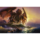 Cthulhu and the Ninth Wave BG (160 x 85 cm) 2.0
